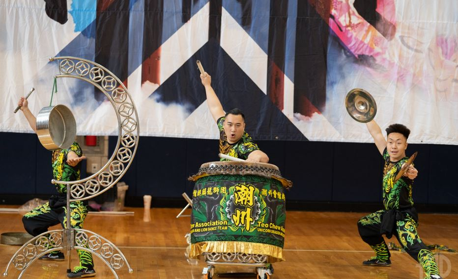 TCT Drum Showcase